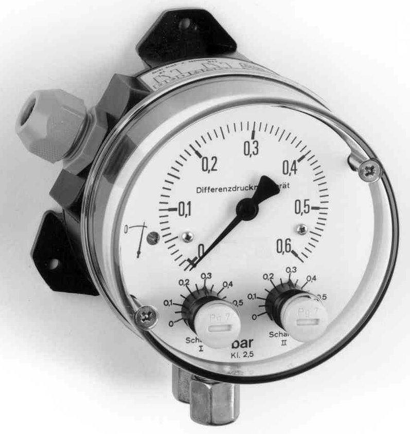 Differenzdruck - Messumformer