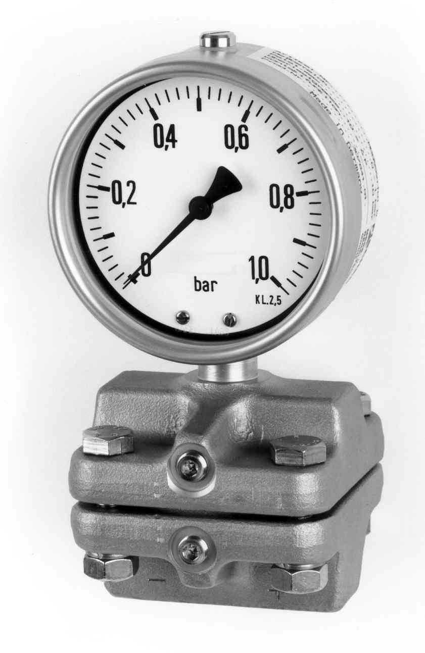 Differenzdruck - Messgerät