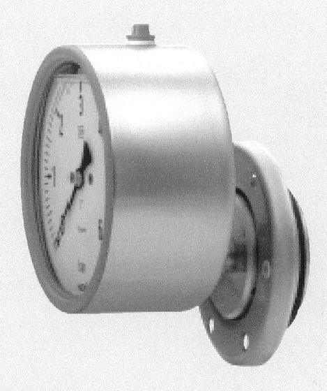 Rohrfeder - Messgerät