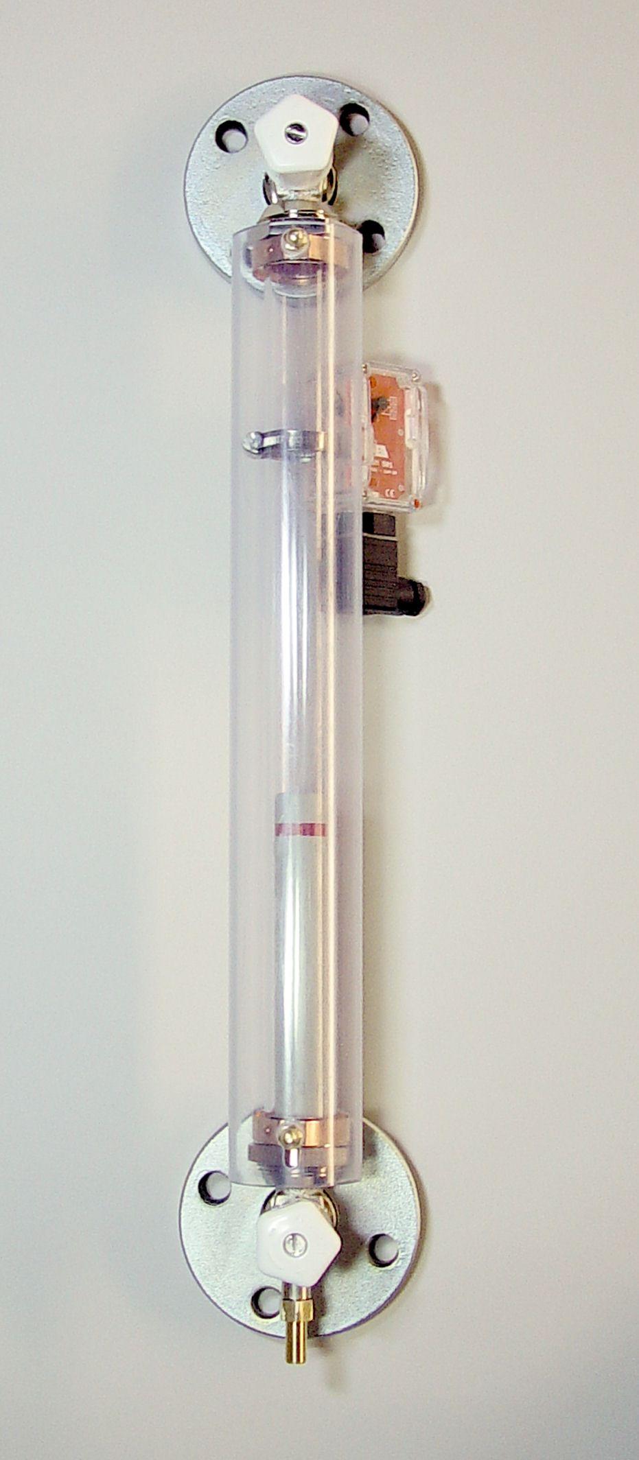 Schauglas - Niveauanzeiger