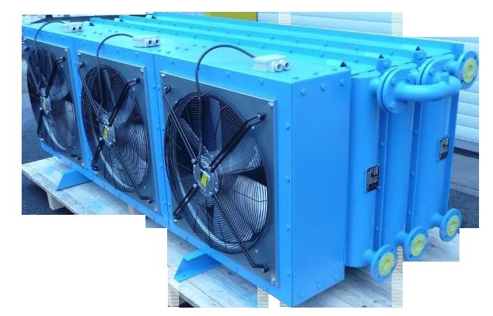 Thermalölkühlanlage