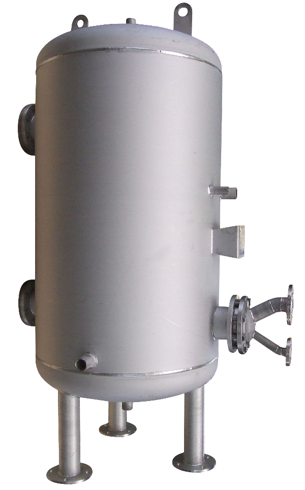 Warmwasserbereiter mit Heizrohrbündel