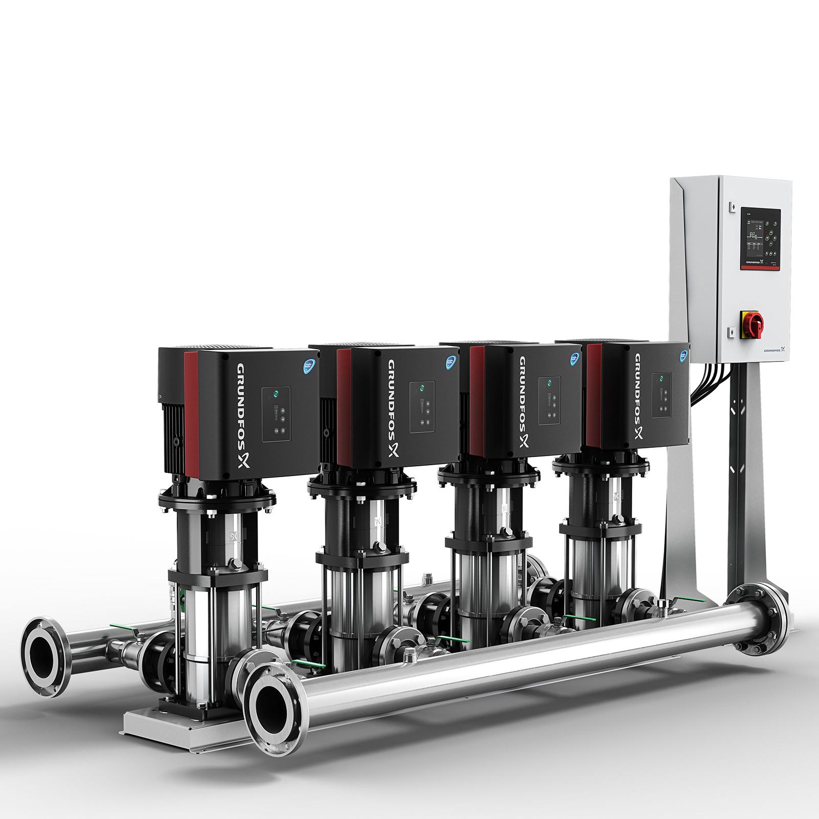 Hochdruck-Pumpenstation