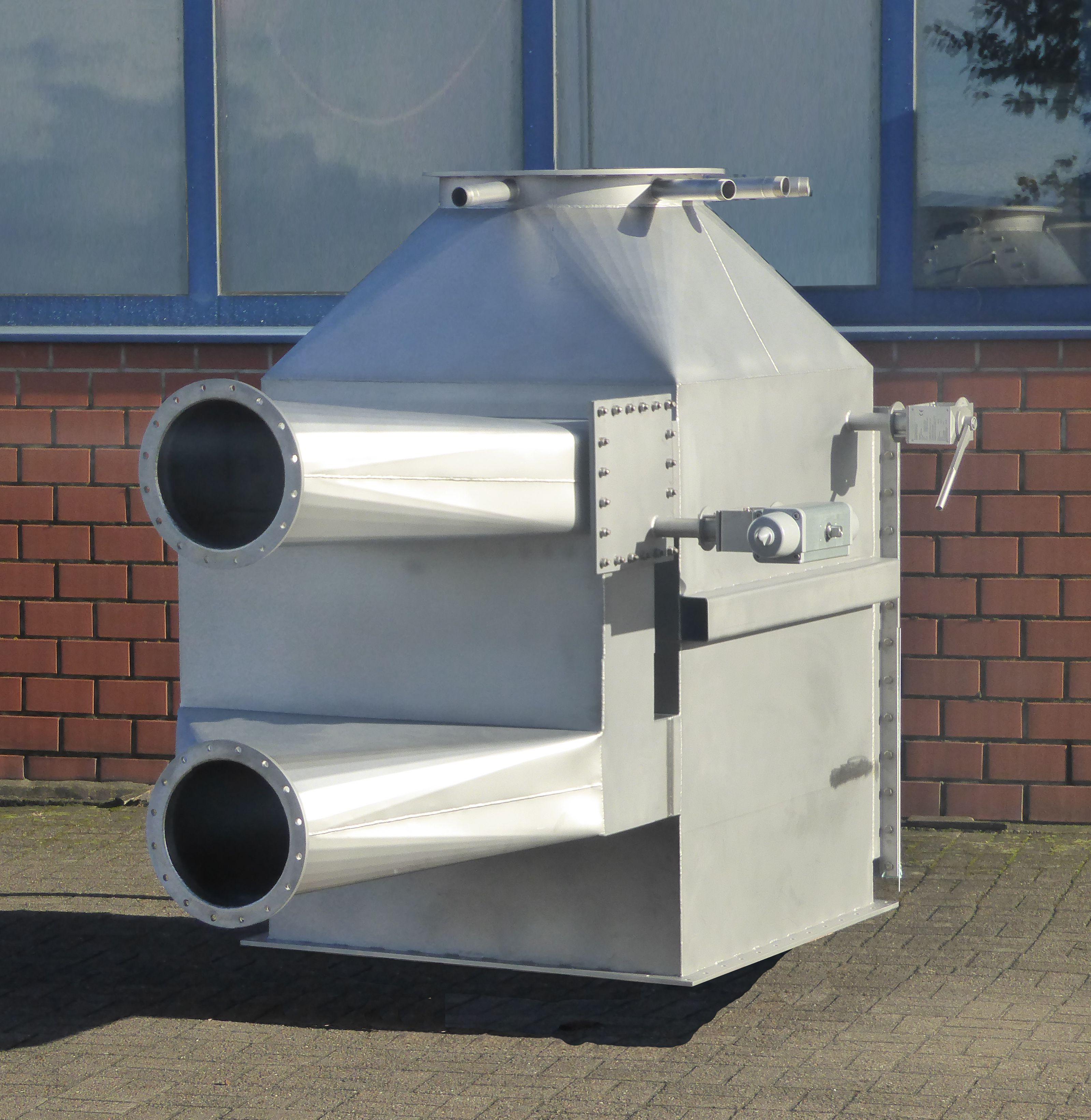 Platten-Wärmetauscher 147m²